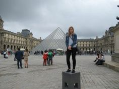 My experience in Paris! Read my blog post about what I thought of Paris and why.