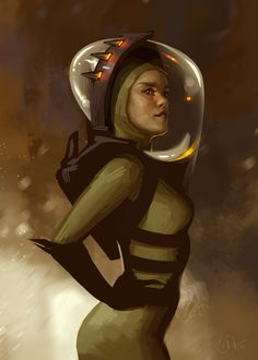 Kelly Perry Art & Illustration - Gallery - Spaceman