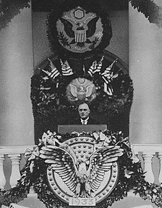 fdr inauguration speech