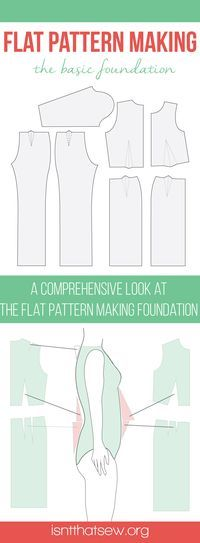 Pattern Drafting: The basic foundation - Isn't that Sew