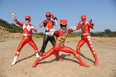 Kyoryuuger VS Go-Busters, featuring Zyuranger and Abaranger!
