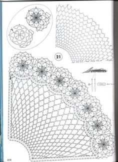 Photo Lace Parasol, Bobbin Lace Patterns, Crochet Collar, Lace Making, Doilies, Diy And Crafts, Embroidery, Drawings, How To Make