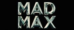 Mad Max logo concepts