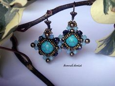 Mother's Day Gift-Emek Pinari-Sead bead-Beaded by beadssea on Etsy