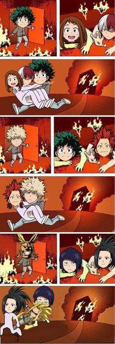 Bnha Imagines You Get Hurt