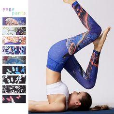 Sports Leggings, Women's Leggings, Yoga Fitness, Athleisure, Best Yoga Clothes, Legging Court, Printed Yoga Pants, Sport Pants, Workout Pants