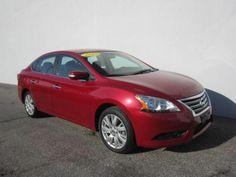 2013 Nissan Sentra, 13,655 miles, $16,500.