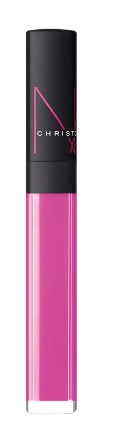 Pin for Later: NARS x Christopher Kane Will Put You In a Good Mood Christopher Kane for NARS Glow Pink Lip Gloss Christopher Kane for NARS Glow Pink Lip Gloss