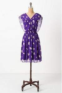 Splayed Daisies Dress