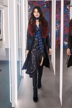 Diane von Furstenberg Fall 2016 Ready-to-Wear Fashion Show