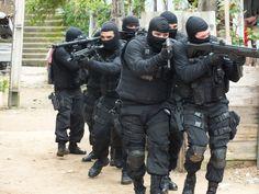 Polícia Civil Estado do Amazonas. Força Especial de Resgate e Assalto  ( F.E.R.A)