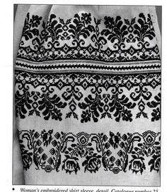 сокальская вышивка схемы - Поиск в Google