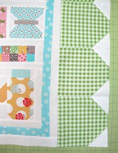 The Bee in my Bonnet Row Along - Outer Borders Tutorial!