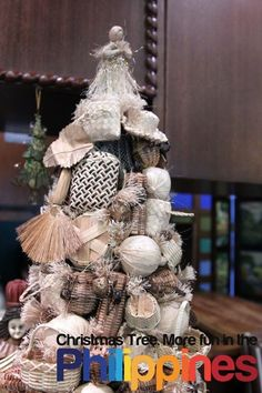 CHRISTMAS TREE. More fun in the Philippines! Star Lanterns, Christmas Lanterns, Christmas 2019, Winter Christmas, Christmas Decorations, Christmas Tree, Philippines Tourism, Philippines Culture, Holiday Ideas