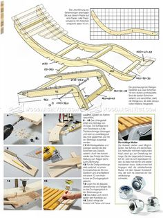 Sun Lounger Plans - Outdoor Plans and Projects - Woodwork, Woodworking, Woodworking Plans, Woodworking Projects Homemade Outdoor Furniture, Outdoor Furniture Plans, Pallet Furniture, Antique Furniture, Garden Furniture, Diy Sofa, Sun Lounger, Wood Projects, Woodworking Projects
