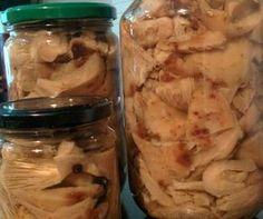 Μανιτάρια τουρσί Συνταγές για τη συντήρηση των μανιταριών Κάποια μανιτάρια μπορούμε να τα συντηρήσουμε χωρίς να χάσουν τις οργανοληπτικές τους ιδιότητες