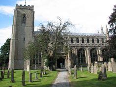 Walpole St. Peter Church  Wisbech, England  My English wedding