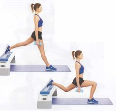 8 ejercicios para fortalecer las rodillas Runner Tips, Strong Girls, Knee Pain, Training Plan, Butt Workout, Lunges, Mens Fitness, Health Fitness, Gym