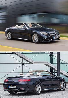 2017 Mercedes Amg S 65 Cabriolet Mercedes Benz Cars Cabriolets Mercedes