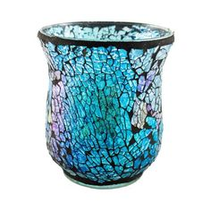 Glass Candle Holders, Opal, Dining Room, Room Decor, Vase, Candles, Amazon, Girls, Amazons