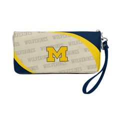 Siskiyou NCAA Michigan Wolverines Adult I Heart Game Day Shades Blue
