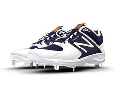 The low-cut baseball cleat is now available for customization to reflect… Baseball Bases, Baseball Gear, Baseball Cleats, Softball Shoes, Collar Designs, Team S, Custom Shoes, Star Fashion, New Balance
