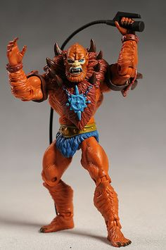 Masters of the Universe Classics Beast Man action figure by Mattel
