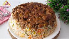 Spicy Recipes, Brunch Recipes, Meat Recipes, Real Food Recipes, Breakfast Recipes, Cooking Recipes, Yummy Food, Risotto Dishes, Best Food Ever