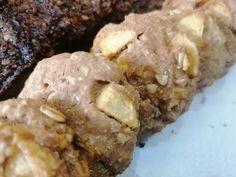 A Cozinha do Titó: Bolachas de Maçã e Aveia Muffin, Breakfast, Food, Lemon Drops, Rolled Oats, Baking Soda, Wafer Cookies, Cook, Gastronomia