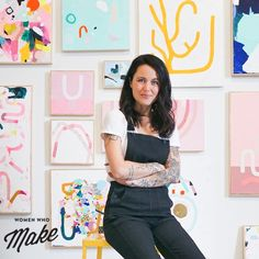 Creative Entrepreneur Interview with Ashely Mary Art