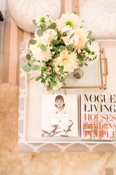 A little slice of New England: http://www.stylemepretty.com/living/2015/01/05/abby-capalbo-seaside-home-tour/ Photography: Leila Brewster - http://leilabrewsterphotography.com/