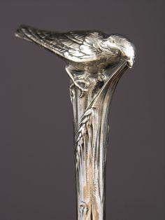 pájaro de plata