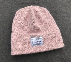 Elisabeths verden Tweed, Knitted Hats, Beanie, Hipster, Knitting, Create, Mini, Fashion, Threading