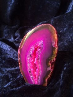 Pink Agate Stand / Block