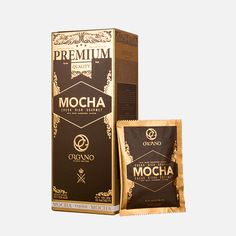 Organo Gold Gourmet Cafe Mocha is an indulgent specialty coffee made with a decadent chocolate powder, premium coffee and organic Ganoderma Lucidum. Coffee Zone, Coffee Is Life, I Love Coffee, Black Coffee, Café Mocha, Specialty Coffee Drinks, Chocolate Powder, Premium Coffee, Blended Coffee
