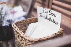 Eine DIY-Hochzeit zum Verlieben von Lebendige Fotografie – Hannah Lebershausen…