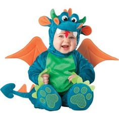 Dinky Dragon Infant / Toddler Costume $31.99