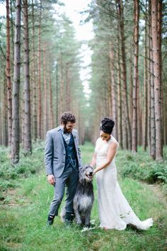 Summer Healey Barn Wedding in Northumberland Dog Wedding, Wedding Suits, Summer Wedding, Rustic Wedding, Groom And Groomsmen Outfits, Wedding Planning List, Flower Girl Gown, Rustic Elegance, Brides And Bridesmaids