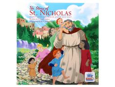 the story of St. Nicholas. Read this with the kids