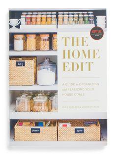 The Home Edit - Home - T.J.Maxx Office Storage, Home Organization, Organizing Ideas, Tapas, The Home Edit, Ideas Para Organizar, Mindy Kaling, Dinosaur Party, Marshalls