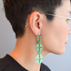 Drop Earrings, How To Wear, Jewelry, Fashion, Jewlery, Moda, Jewels, La Mode, Jewerly