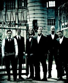 Rammstein since I was 11 years till the day I become immortal I will always love these fellas!
