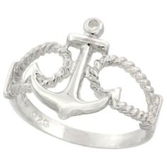 Anchor Ring. Love this!!