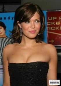 Since my hair is close to this color now...I like the cut