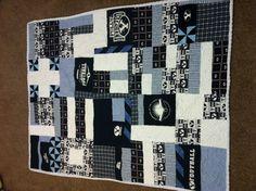 BYU quilt for Sydney