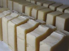 Very simple tea tree oil soap