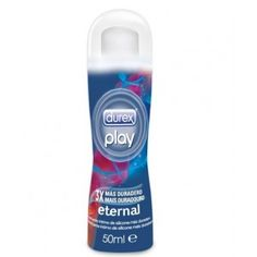 El lubricante Durex Play Eternal te ofrece una mayor duración para satisfacer las relaciones más intensas e ininterrumpidas.es un Lubricante...