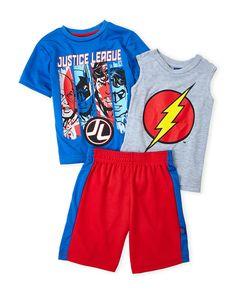 7a72c2eaee490 8 Best Dc Comics Justice League Boys Clothes images | Babies fashion ...