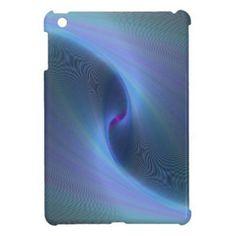 Mystic iPad Mini Case $44.15 *** Mystic blue sky abstract fractal design - iPad case