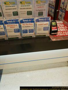 Bye Bye Boss Lucky Lottery Tickets Sale Sign. #Lottery #Gambling #Crown #Australia #Singapore #Japan #Korea #USA #China #India #Russia #Mall